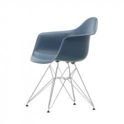 EAMES PLASTIC ARMCHAIR DAR - Dining Armchair - Designer Furniture -  Silvera Uk