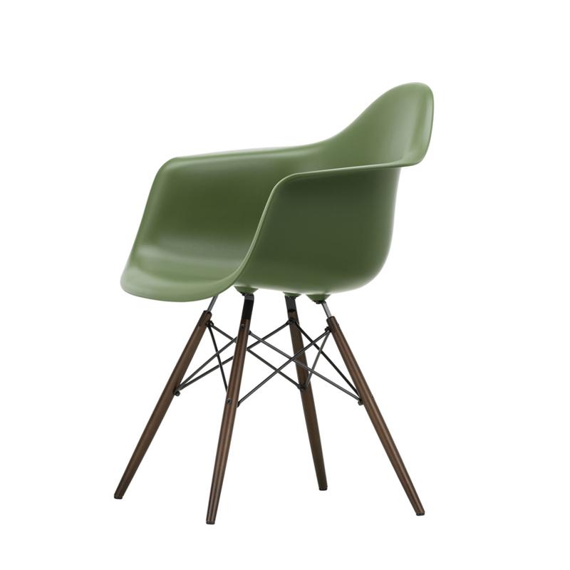 EAMES PLASTIC ARMCHAIR DAW - Dining Armchair - Designer Furniture - Silvera Uk