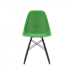 EAMES PLASTIC CHAIR DSW Black maple - Dining Chair -  -  Silvera Uk