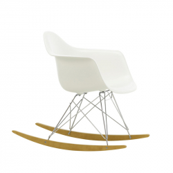 EAMES PLASTIC ARMCHAIR RAR - Dining Armchair - Showrooms -  Silvera Uk