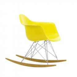 EAMES PLASTIC ARMCHAIR RAR - Dining Armchair - Designer Furniture -  Silvera Uk