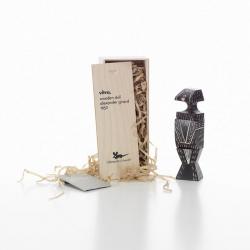 WOODEN DOLL DOG - Unusual & Decorative Objects - Accessories - Silvera Uk