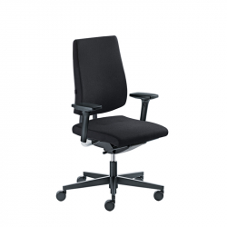 BLACK DOT - Office Chair - Designer Furniture -  Silvera Uk