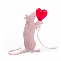MOUSE LOVE EDITION - Table Lamp - Designer Lighting -  Silvera Uk