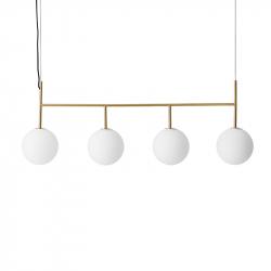 TR BULB FRAME - Pendant Light - Designer Lighting -  Silvera Uk