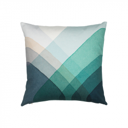 HERRINGBONE Cushion - Cushion -  -  Silvera Uk