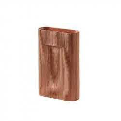 RIDGE Vase - Vase - Accessories -  Silvera Uk