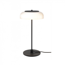 BLOSSI BLACK - Table Lamp - Designer Lighting -  Silvera Uk