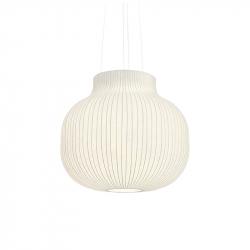 STRAND Closed Ø 60 - Pendant Light - Designer Lighting -  Silvera Uk