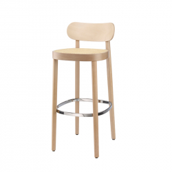118 H - Bar Stool - Designer Furniture -  Silvera Uk