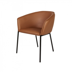 YOU leather - Dining Armchair - Designer Furniture -  Silvera Uk