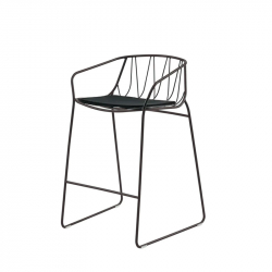 CHEE STOOL - Bar Stool - Designer Furniture -  Silvera Uk