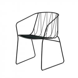 CHEE ARMCHAIR - Dining Armchair - Designer Furniture -  Silvera Uk