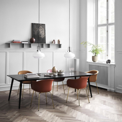 ELEFY JH28 - Dining Armchair - Designer Furniture - Silvera Uk