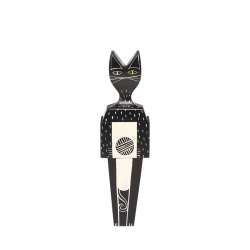 WOODEN DOLL CAT - Unusual & Decorative Objects - Accessories -  Silvera Uk