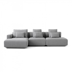 DEVELIUS I - Sofa - Designer Furniture -  Silvera Uk