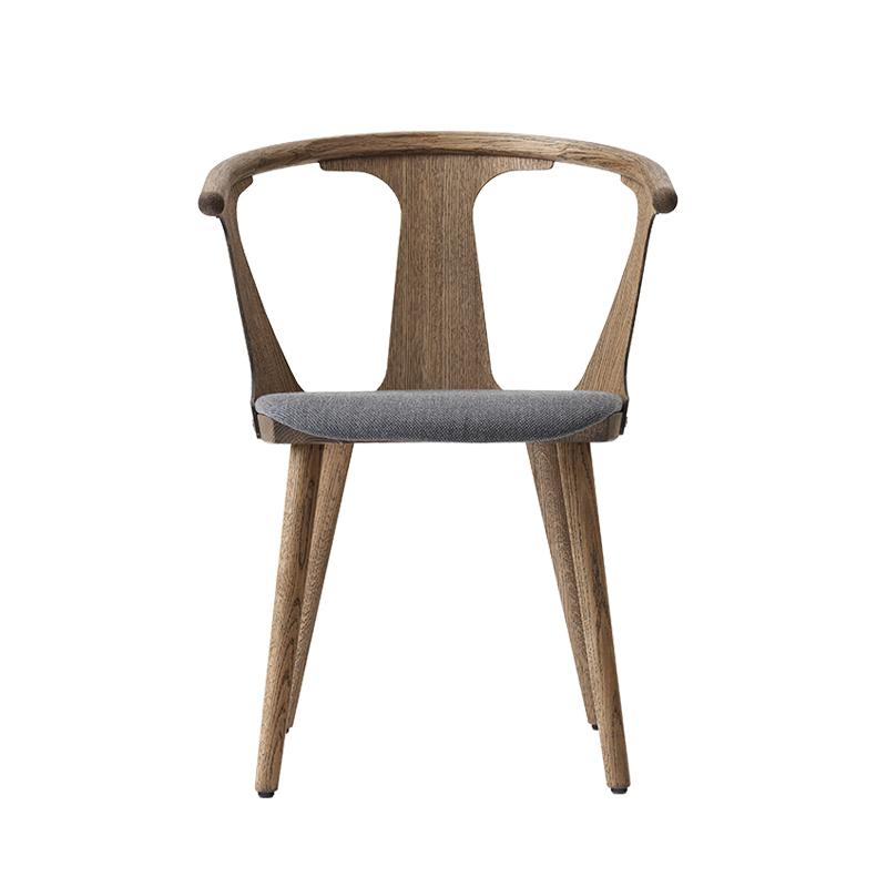 IN BETWEEN SK2 Fabric seat - Dining Armchair - Designer Furniture - Silvera Uk