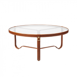 ADNET Ø 100 - Coffee Table -  -  Silvera Uk