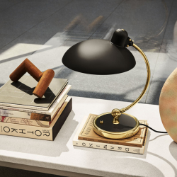 KAISER IDELL LUXUS Special Edition - Table Lamp - Designer Lighting - Silvera Uk