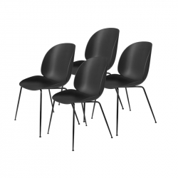 BEETLE Set of 4 - Dining Chair -  -  Silvera Uk