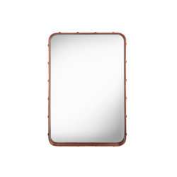 ADNET rectangular Mirror - Mirror - Accessories -  Silvera Uk