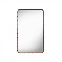 ADNET rectangular Mirror - Mirror - Accessories -  Silvera Uk