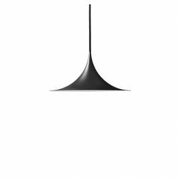 SEMI PENDANT Ø 30 - Pendant Light - Designer Lighting -  Silvera Uk