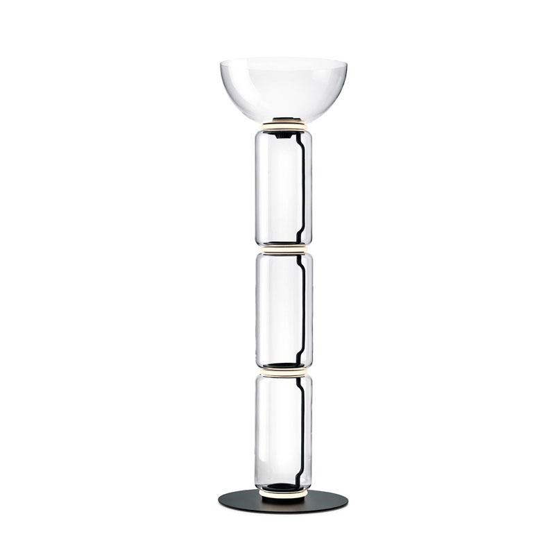 NOCTAMBULE FLOOR BOWL - Floor Lamp - Designer Lighting - Silvera Uk