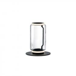 NOCTAMBULE FLOOR LOW CYLINDERS - Floor Lamp - Designer Lighting -  Silvera Uk
