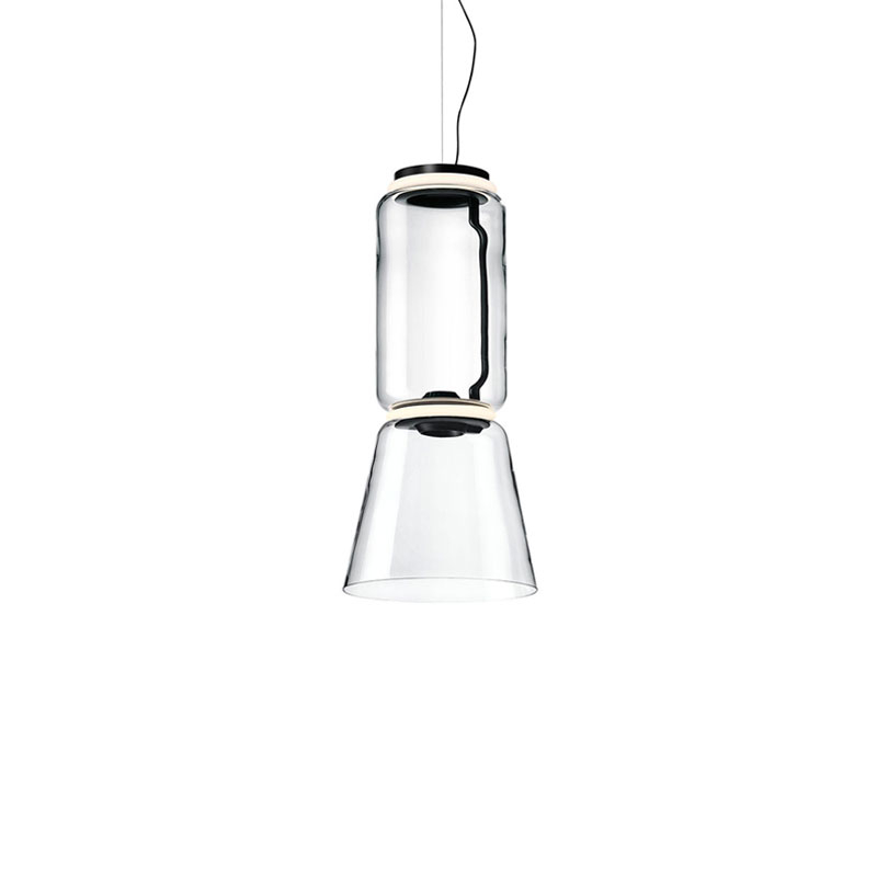 NOCTAMBULE LOW CONE - Pendant Light - Designer Lighting - Silvera Uk