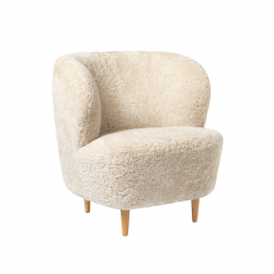 STAY SHEEPSKIN - Easy chair - Spaces -  Silvera Uk