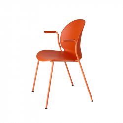 N02  RECYCLE with armrests - Dining Chair - Silvera Contract -  Silvera Uk