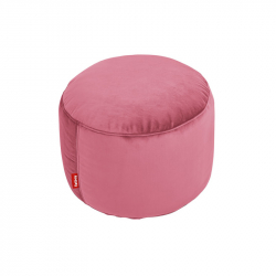 POINT VELVET - Pouffe - Designer Furniture -  Silvera Uk