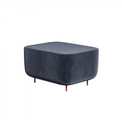 HOFF small - Pouffe - Designer Furniture -  Silvera Uk