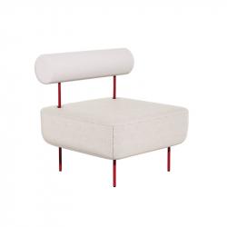 HOFF medium - Easy chair - Designer Furniture -  Silvera Uk