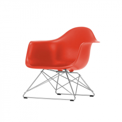 EAMES PLASTIC ARMCHAIR LAR - Easy chair - Designer Furniture -  Silvera Uk