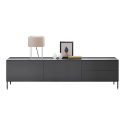 LAUKI L 192 x H 49 - Storage Unit - Designer Furniture -  Silvera Uk