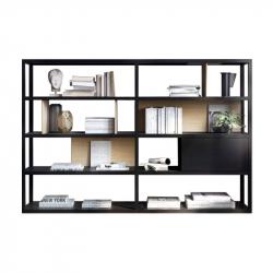 KAI L 230 x H 156 - Storage Unit - Designer Furniture -  Silvera Uk
