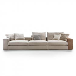 GROUNDPIECE - Sofa - Showrooms -  Silvera Uk