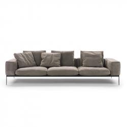 LIFESTEEL - Sofa - Designer Furniture -  Silvera Uk