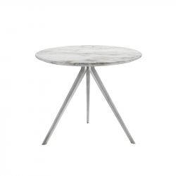 ZEFIRO - Side Table - Designer Furniture -  Silvera Uk
