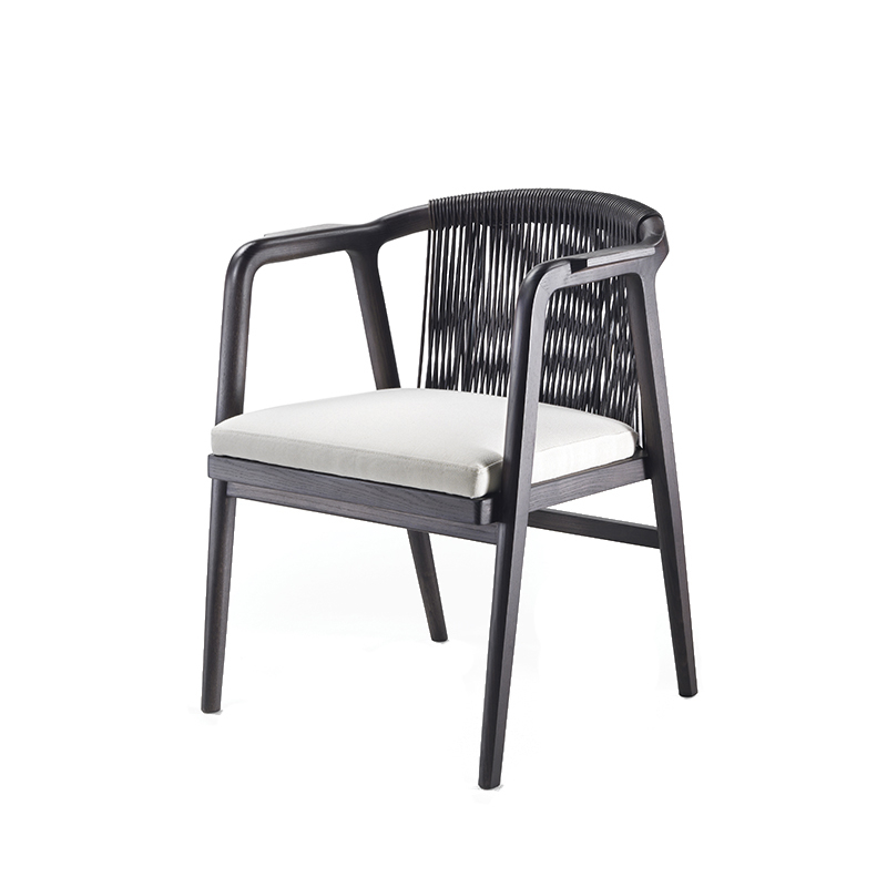CRONO - Dining Armchair - Designer Furniture - Silvera Uk
