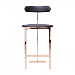 PARK PLACE - Bar Stool - Designer Furniture -  Silvera Uk