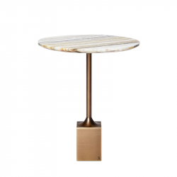 MADISON AVENUE - Side Table - Showrooms -  Silvera Uk