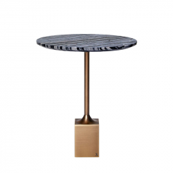MADISON AVENUE - Side Table - Designer Furniture -  Silvera Uk