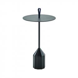 BURIN MINI with handle - Side Table - Designer Furniture -  Silvera Uk