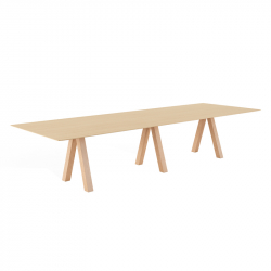 TRESTLE DOUBLE - Dining Table -  -  Silvera Uk