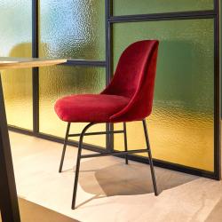 ALETA - Dining Chair - Designer Furniture - Silvera Uk