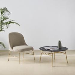 ALETA with armrests - Easy chair - Designer Furniture - Silvera Uk