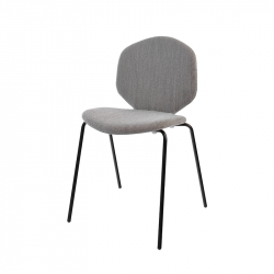 LOULOU upholstered - Dining Chair - Designer Furniture -  Silvera Uk